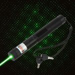 Luciana 200mW 532nm Green Burning Laser Pointer Interchangeable-Lens