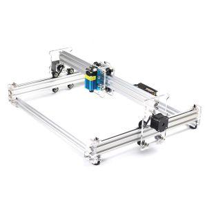 Blaue 445nm PWM Laser-Graveur-Maschine 2.5W 5.5W 7W 15W 12 x 15 Zoll