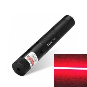 Lucinda 200mW Low Divergence Red Laser Pointer with Burning Ability