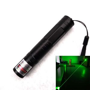 Sheridan 50mW 532nm Green Laser Pointer with Fixed Focus Lens